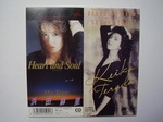 「Heart and Soul」「PARADISE WIND」CDシングル
